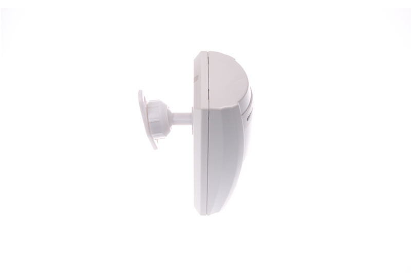 Wireless PIR motion sensor with bracket