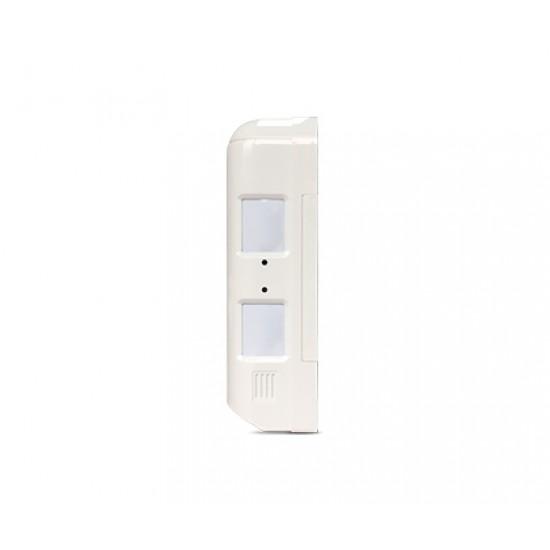 Outdoor Wireless Curtain Pir Motion Sensor