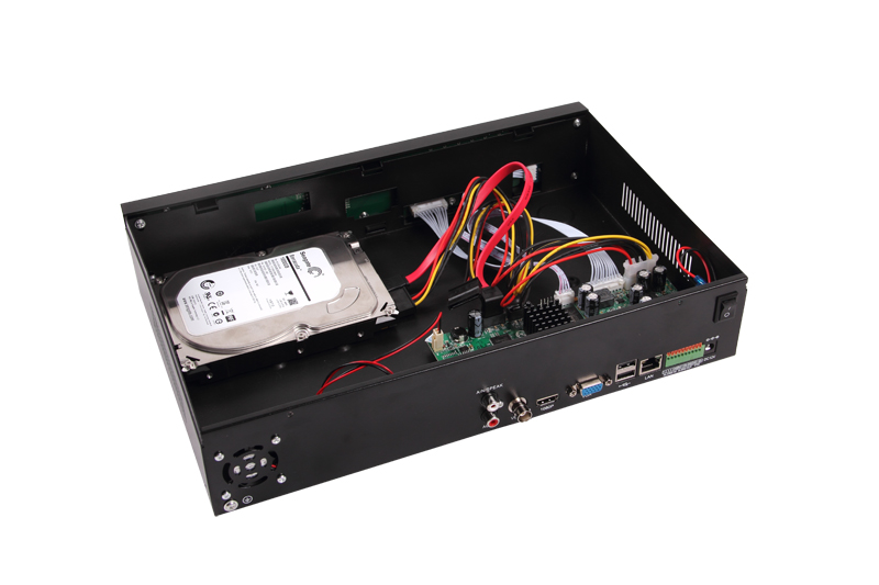 How To Install Hdd For Nvr