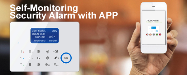 Design Wireless Alarm System To Protect