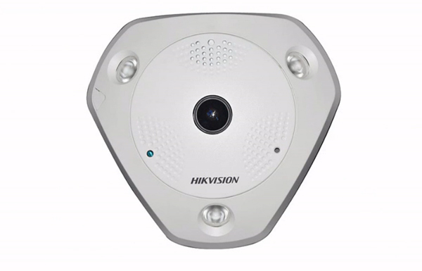 Hikvision DS-2CD6362F-I Panoramic Camera
