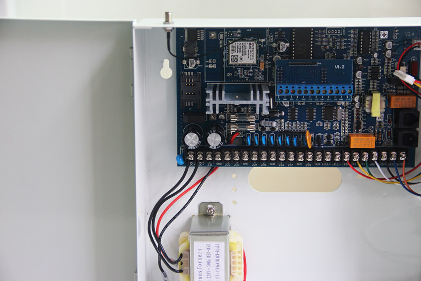 How to connect two sensors to single zone alarm system hardwired sensors to alarm panel asfbconference2016 Image collections