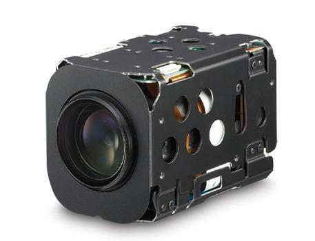 27x Sony Block Camera
