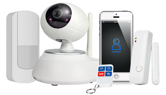 Wireless Home Security Standard Kit
