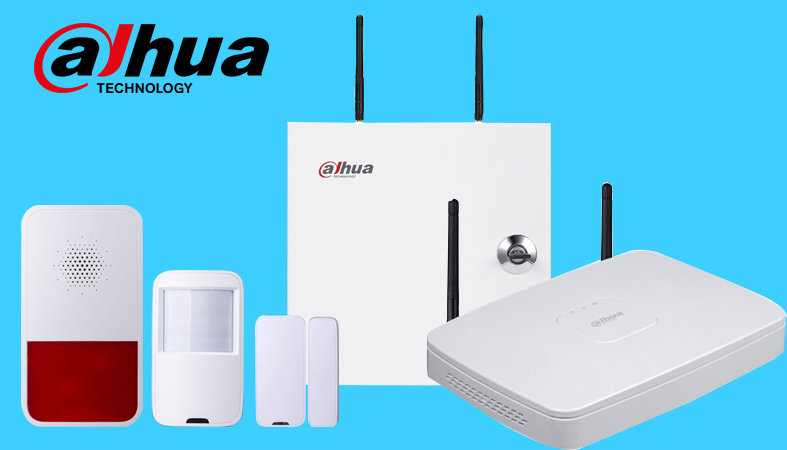 Dahua Wireless Alarm System