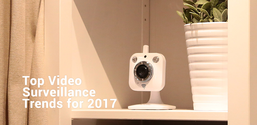 Top video surveillance trend in 2017