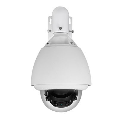 PanoView 12 megapixel 4K 180° Panoramic Dome Camera