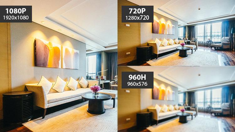 HD 720p High Quality Video
