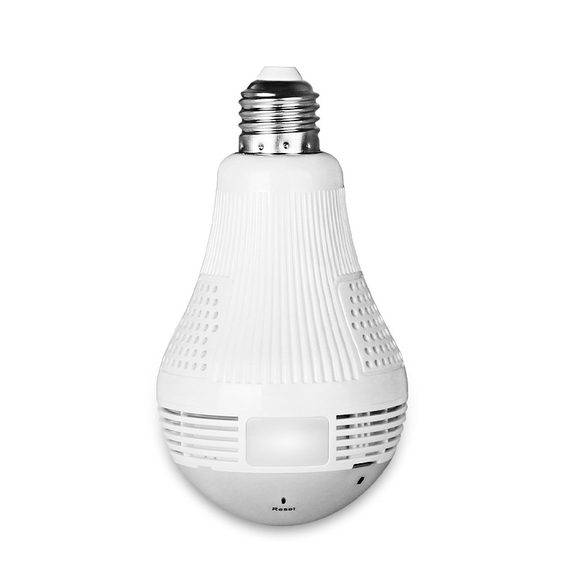 LED Light + Security Camera