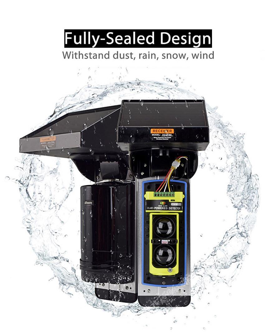 Açık / Su Geçirmez Alarm Sistemi