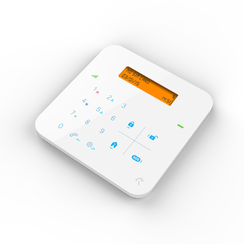 sc 1 st  Unifore & Wi-Fi+GSM RFID Home Alarm System with App