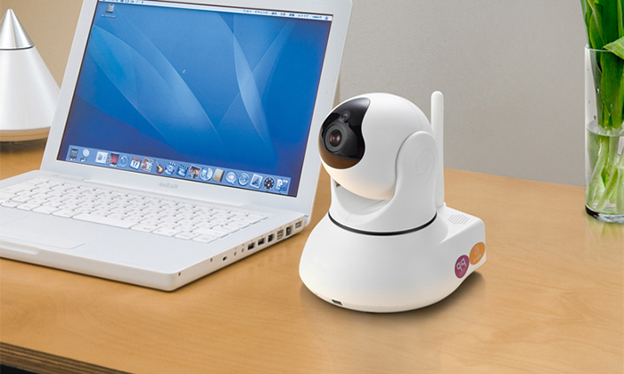 Smart IP Camera - eRobot 2CU
