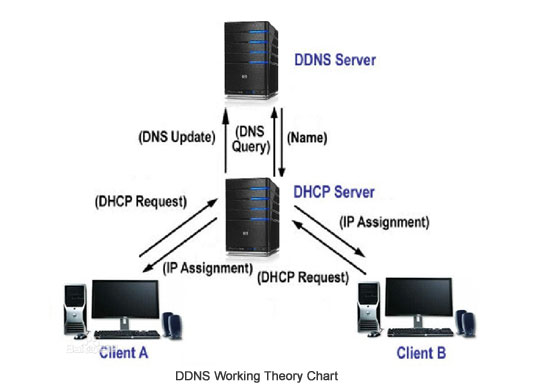 How to use DDNS for IP Camera DVR/NVR?