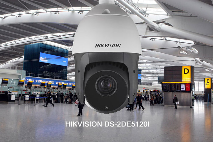 1 3mp Ip Ptz Camera Review Hikvision Ds 2de5120i