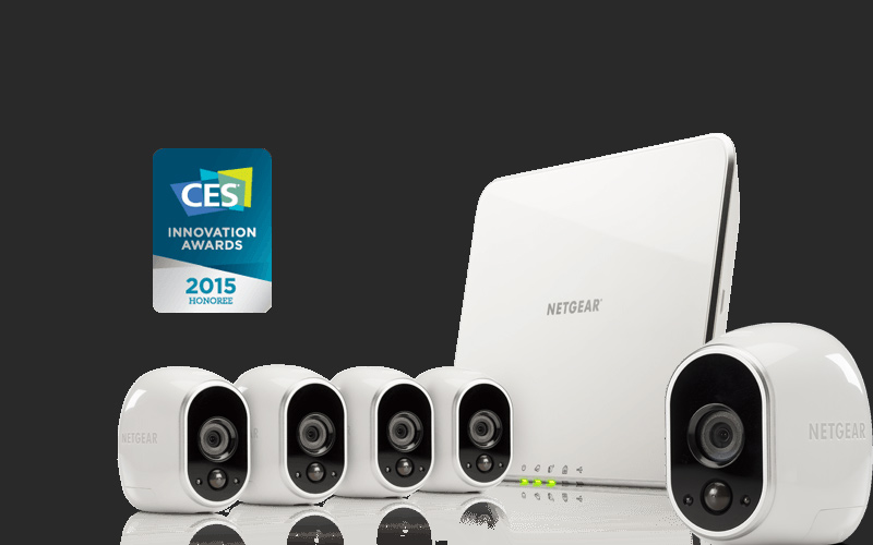 Home Security Camera System Outdoor Wireless Arlo