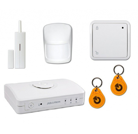 10 well designed wireless alarm system product news. Black Bedroom Furniture Sets. Home Design Ideas