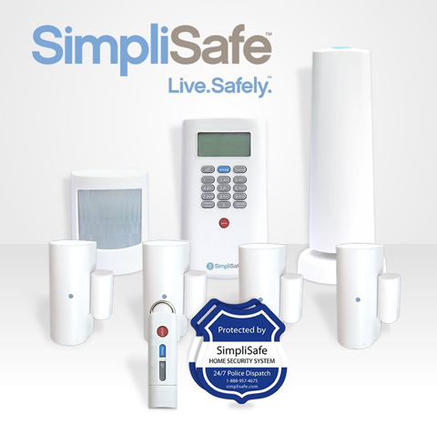 10 well designed wireless alarm system product news Simplisafe z wave