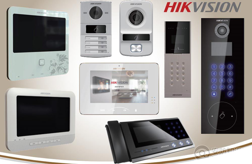 Hikvision IP Video Intercom System & Hikvision IP video door phone system solution | Product News