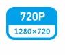 720P icon