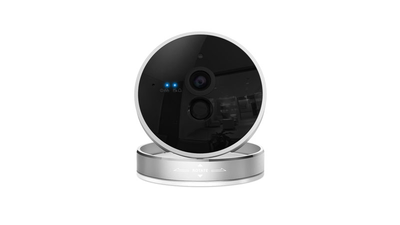 D1001 Smart WiFi Home IP Camera Front View