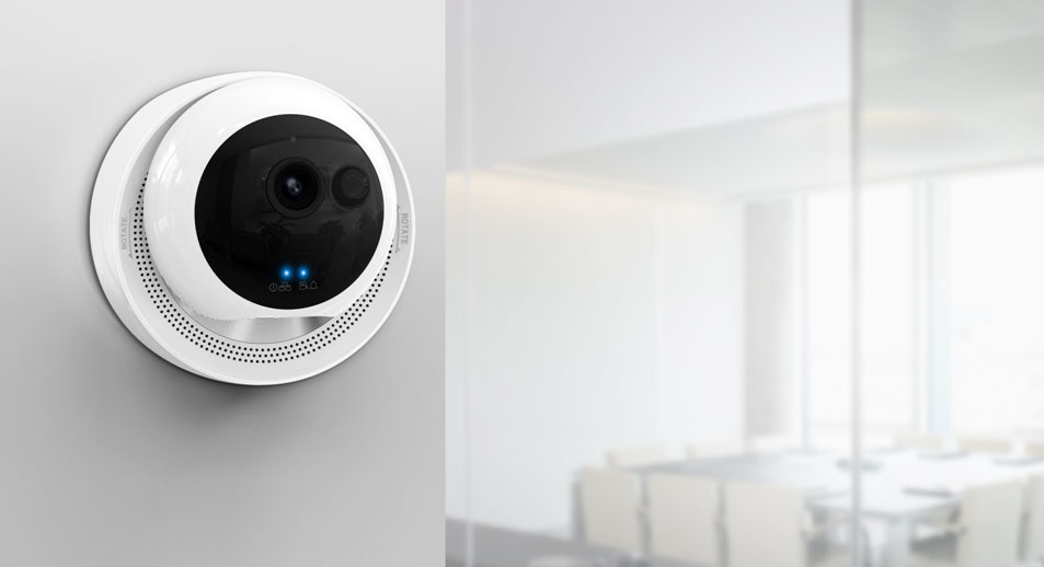 Office IP Camera System