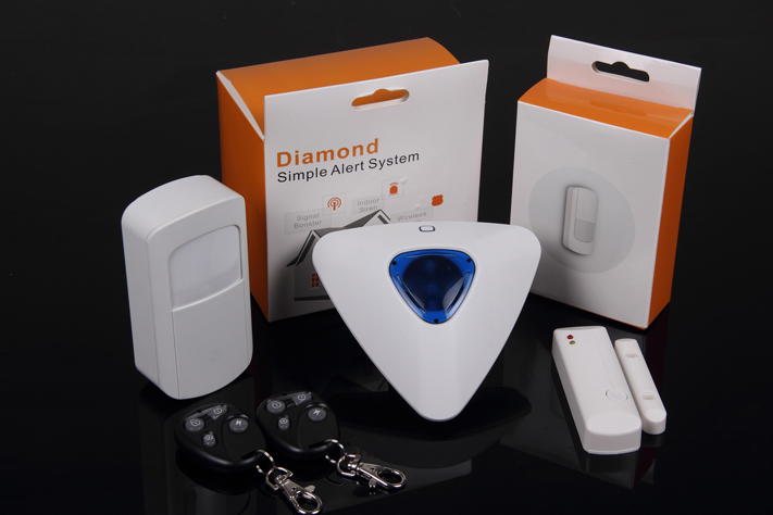 Diamond Wireless Alert System