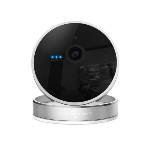 Intelligent Network Cube Camera
