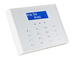 Wireless LCD Touch Keypad