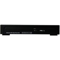 4CH 1080P/3MP/5MP NVR EN6243-POE