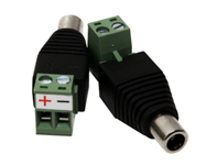 Power supply DC jack connector