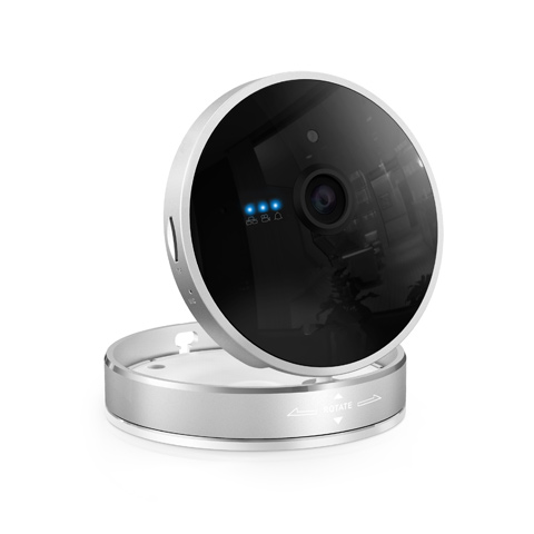 720p P2P Wireless Network Camera for Home Security