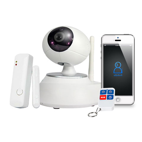 WiFi Wireless Pan/Tilt IP Camera