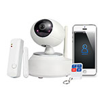 Full HD 1080p pan tilt WiFi Camera