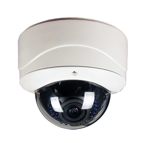 4MP H.265 IP Vandal-proof Dome Camera