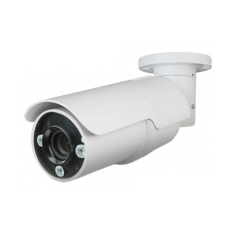 5MP Outdoor IP Camera Motorized Lens