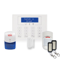 GSM luxury security alarm system