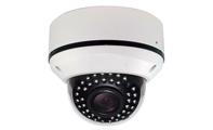 Dual voltage dome camera with auto iris lens 700tvl
