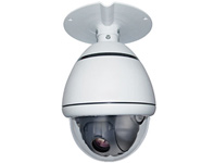 Color Mini PTZ Dome Camera with 10x powerful zoom